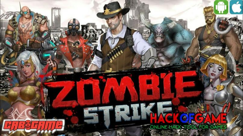Zombie Strike Hack